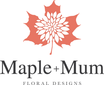 Maple and Mum Logo