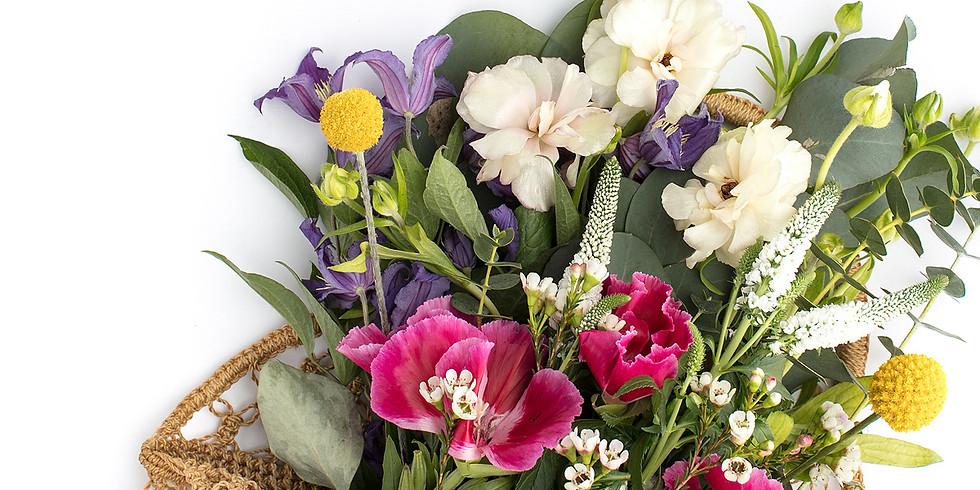 Botanical Blooms - Floral Design for Beginners