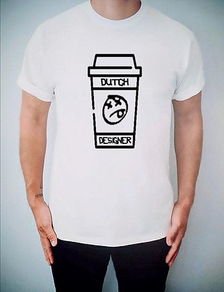 COFFEE CUP TEE