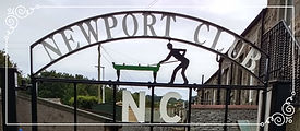 The Newport Club Refurbished Gate Aug 20