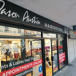 Shop Front & Window Graphics