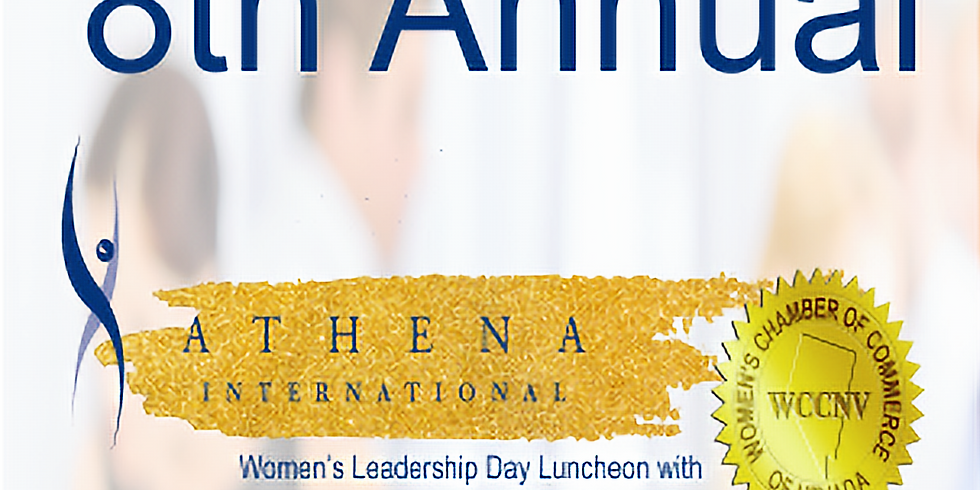 8th Annual ATHENA Women's Leadership Day Luncheon