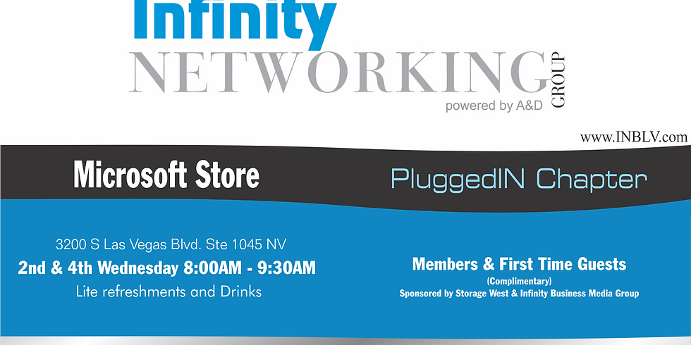 Infinity Networking Group PluggedIN Chapter