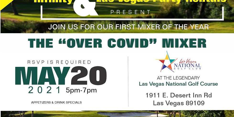 "The ""Over Covid"" Event"