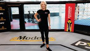 HEATHER LINDEN: UFC Performance Institute