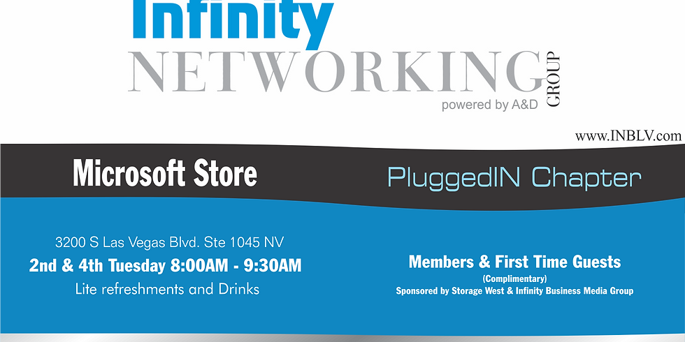 Infinity Networking Group PluggedIN Chapter (1)