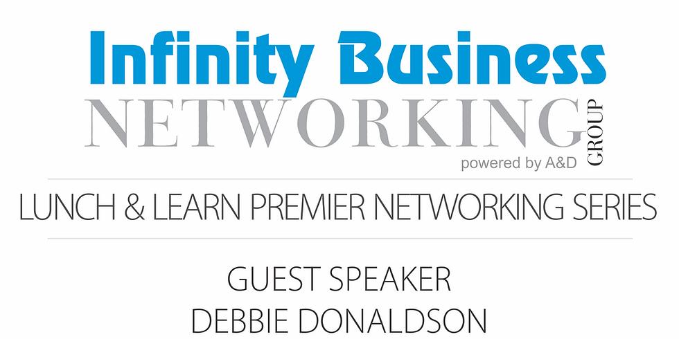 Lunch & Learn Premier Networking Series