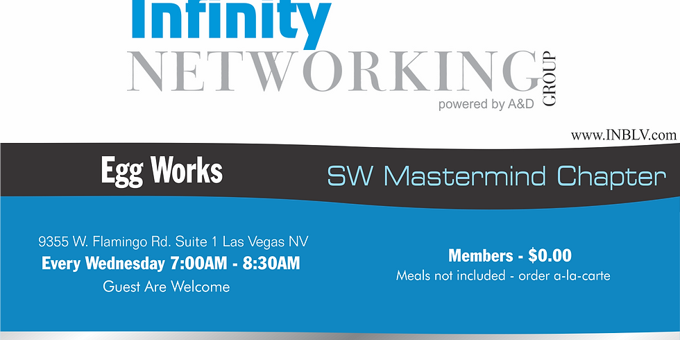 Infinity Networking Group SW Morning Chapter (1)