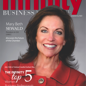 Infinity Business Magazine Launches Summer Issue 2019