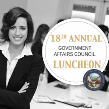 18th Annual Legislative Luncheon