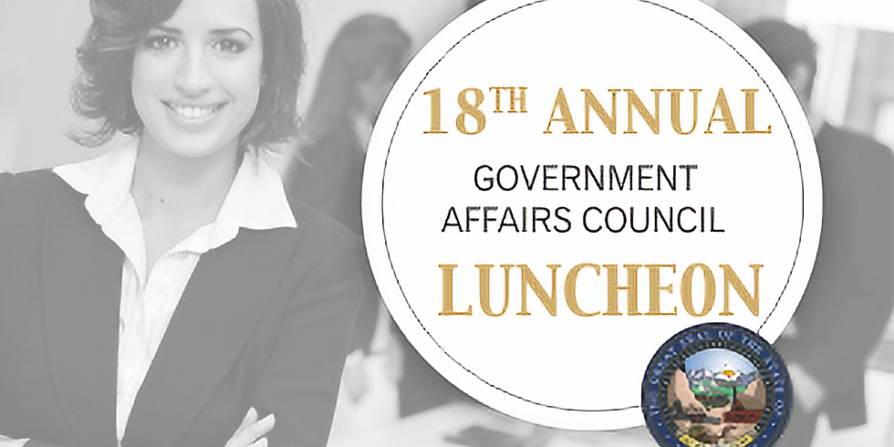 18th Annual Legislative Luncheon