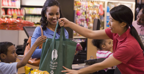 CONSUMERS ACROSS THE COUNTRY ARE USING PURCHASING POWER TO HELP THE ENVIRONMENT