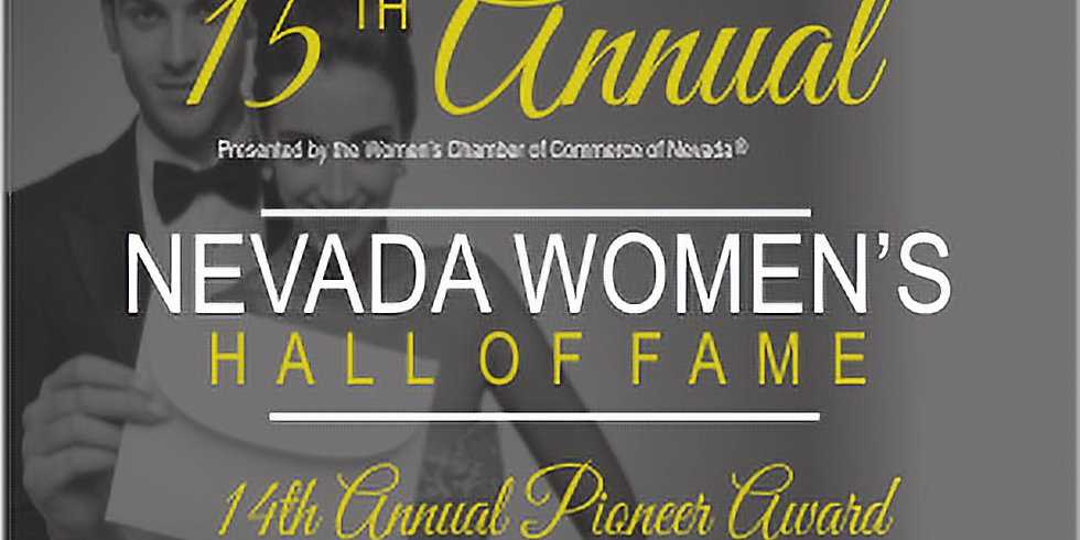 15th Annual Nevada Women's Hall of Fame