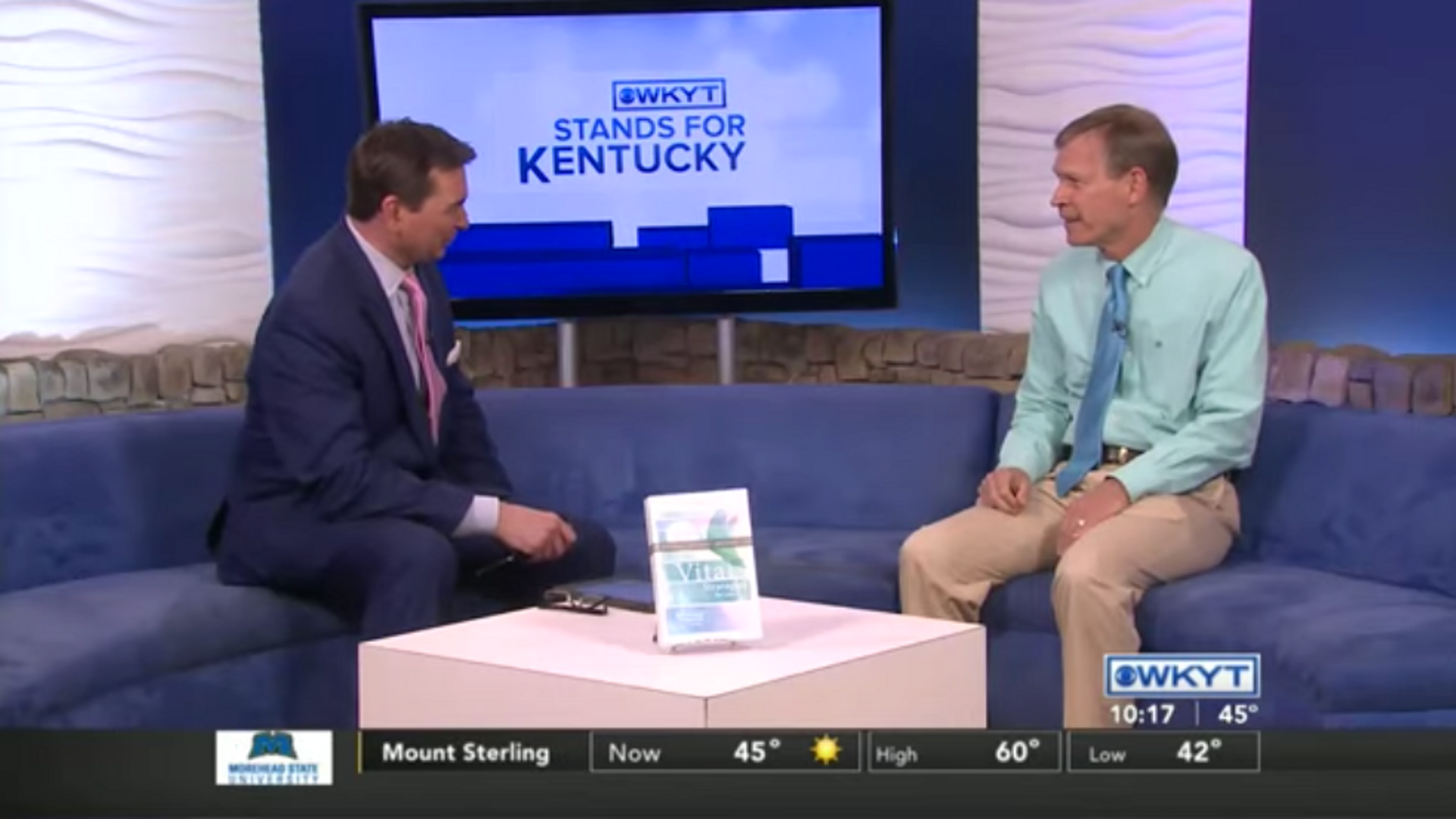 WKYT Interview