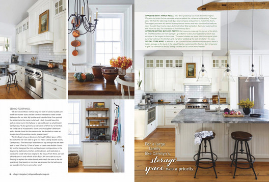 COTTAGES AND BUNGALOWS MAGAZINE