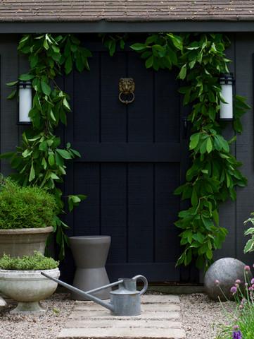 ONE ROOM CHALLENGE, REVEAL | Ta-Da! Our Backyard Cutting Garden And Flower Studio