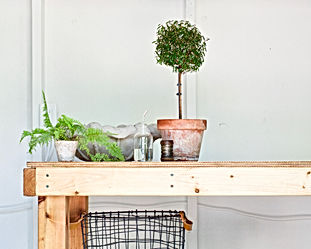 It only takes an afternoon to make this versatile rolling workbench.