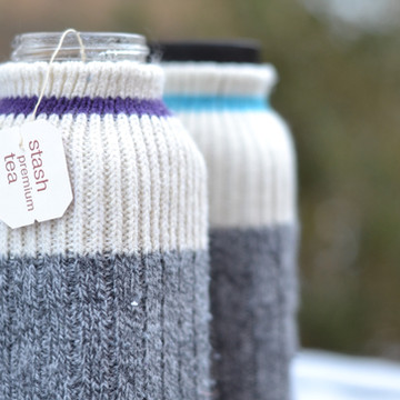 Old Socks Get Second Chance