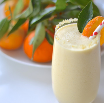 Boozy Orange Creamsicle