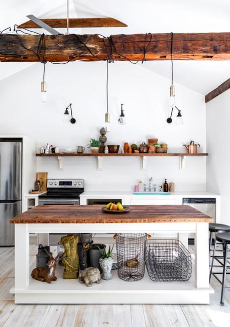 Coach House Kitchen
