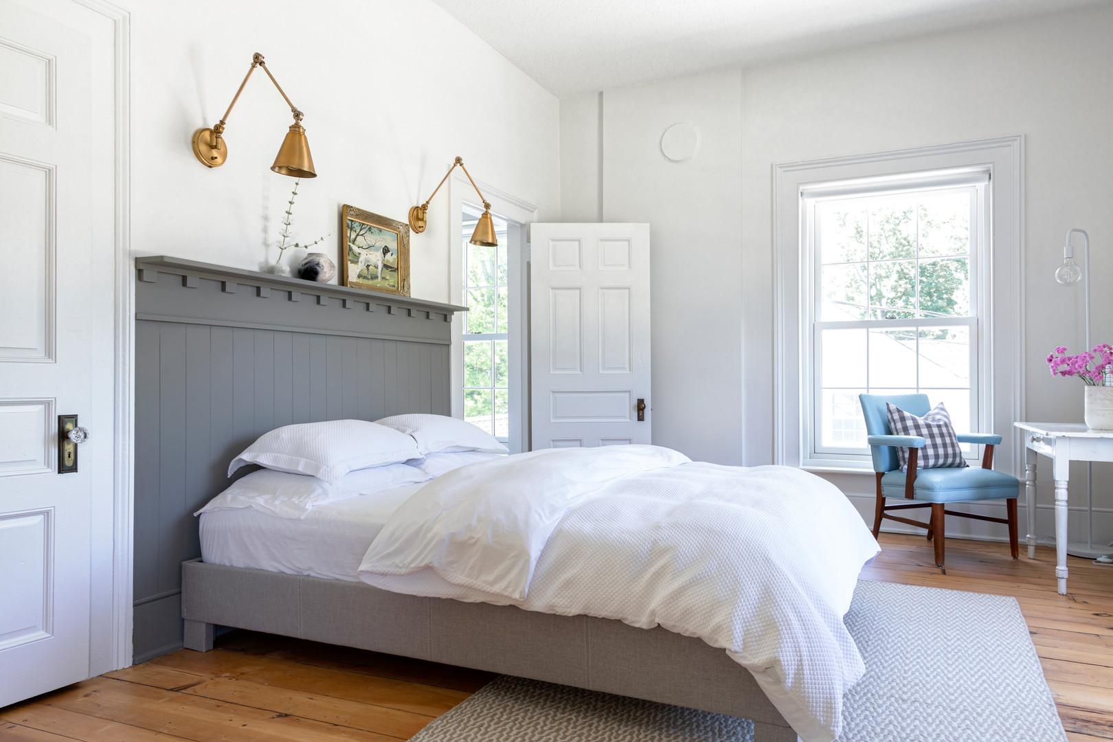 Main House Bedroom