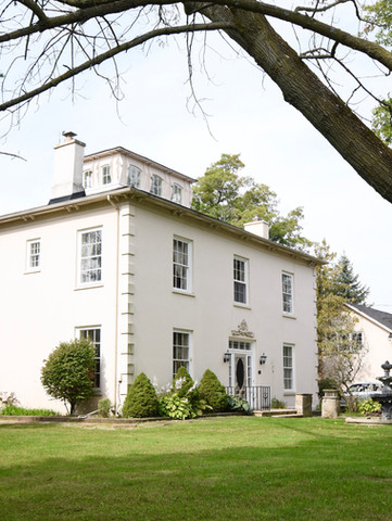 Why We Sold The Farm To Restore A Georgian Heritage House