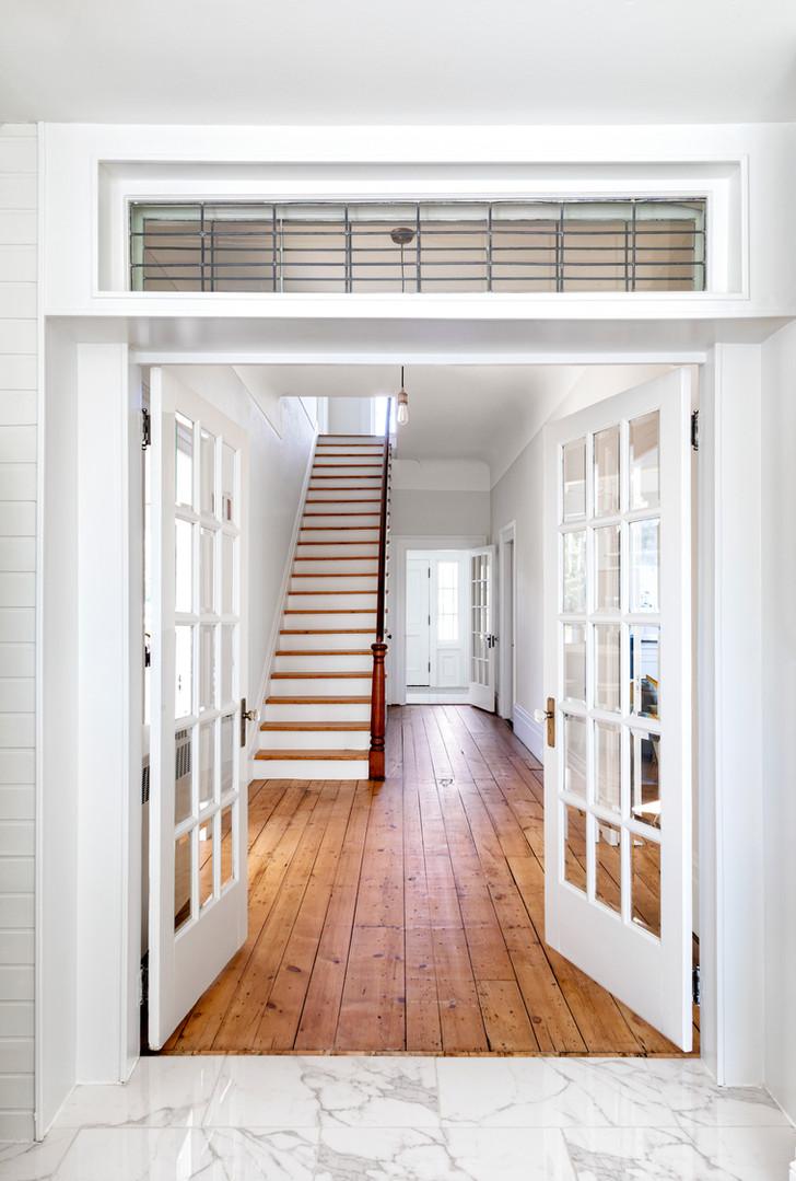 Main House Stairs