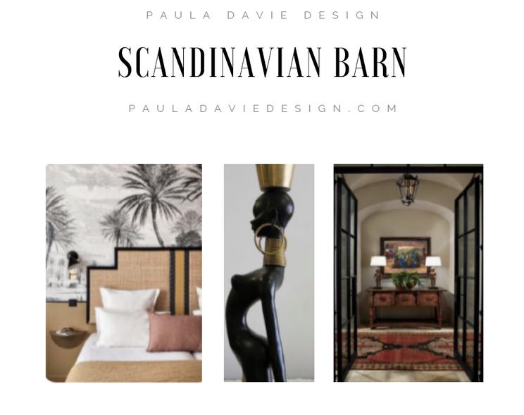 AFRICAN / SCANDI / BARN