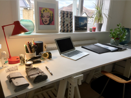 SPARE ROOM TO OFFICE OF PRODUCTIVITY