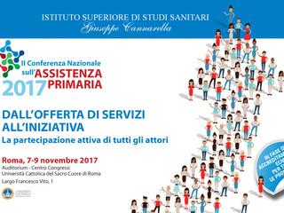 II Conferenza Nazionale sull'Assistenza Primaria