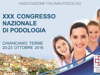 XXX Congresso di Podologia