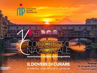Corso per podologi al Congresso Nazionale dell'Associazione Italiana di Psicogeriatria