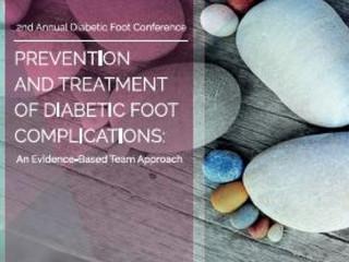 II Conferenza Annuale sul piede diabetico.