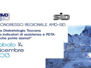 CONGRESSO REGIONALE AMD-SID - MARINA DI CARRARA 14.12.2013