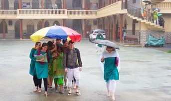 Student Team in the Rain 2017