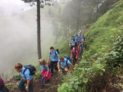 Trekking to Donk 2017