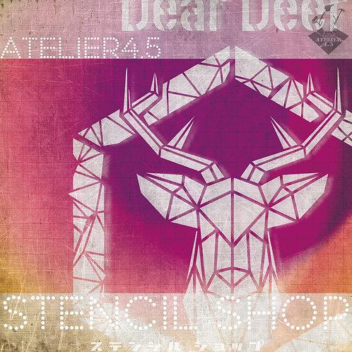 """"""" Dear Deer """" - One Point"""