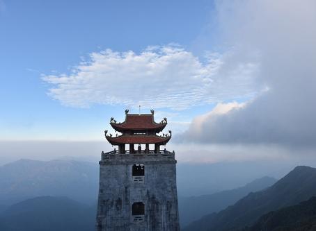 Kiến trúc tâm linh thuần Việt trên đỉnh Tây Bắc