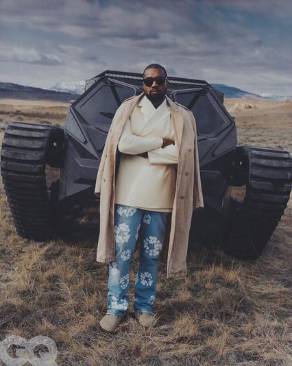 Kanye West thành tỷ phú