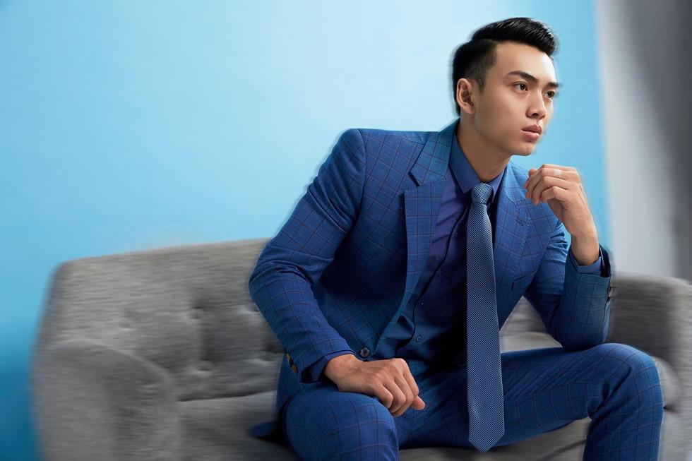 Tạ Công Phát: Đại diện Việt nam dự thi Man of the World 2019.