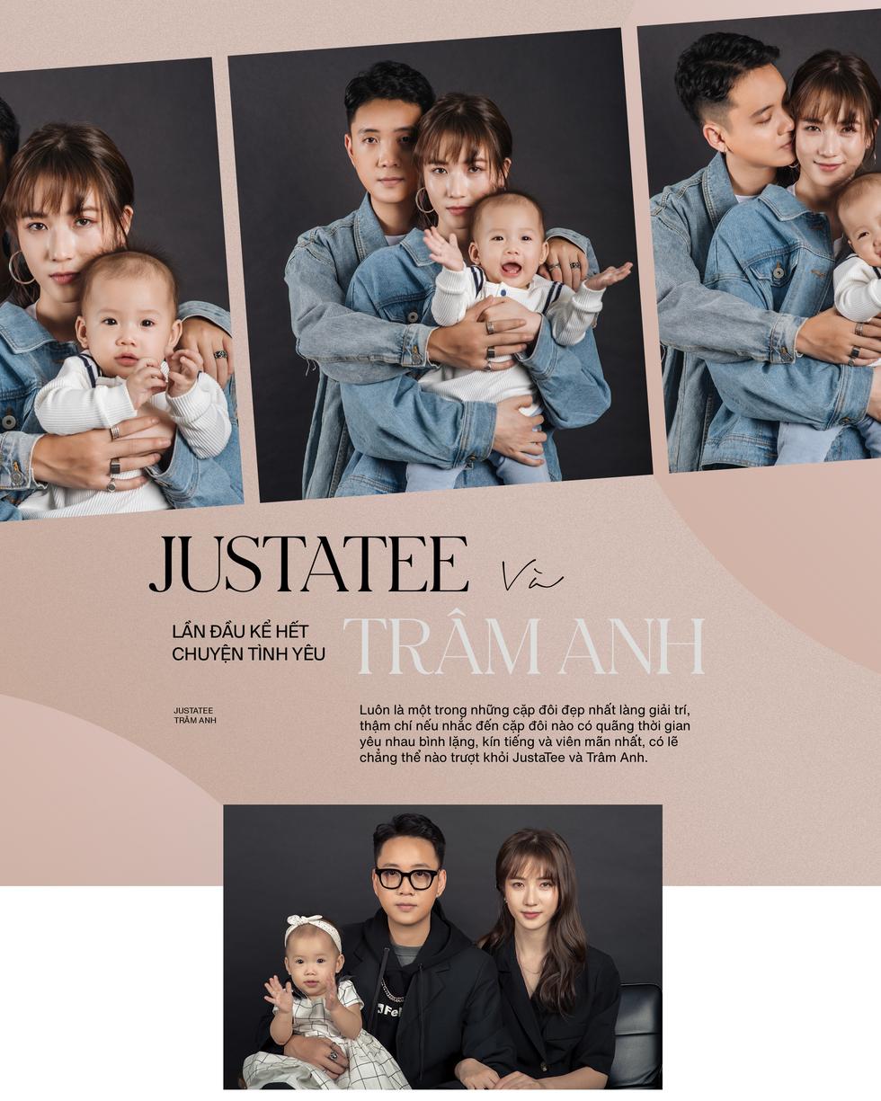 JustaTee: lần đầu kể chuyện tình yêu