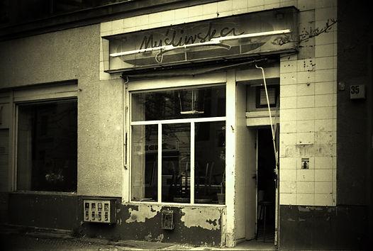 Myśliwska 1993-Foto by Anke Cott