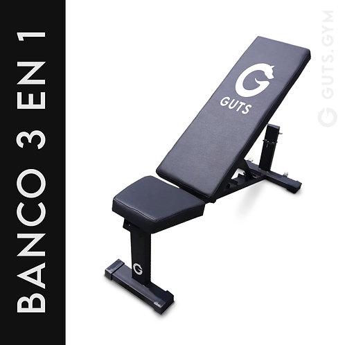 BANCO 3 EN 1