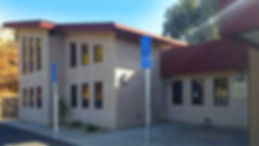 Youth Center, Fred's Place-St. Therese Catholic Church, San Diego. 2011