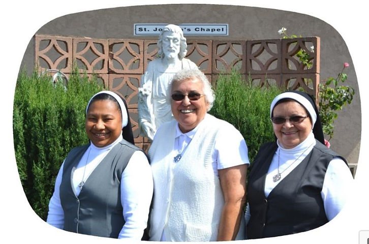 Daughters of Divine Charity at St. Therese Parish in San Diego