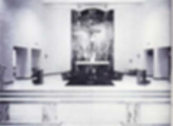 Sanctuary of St.Therese (January 11, 1959)