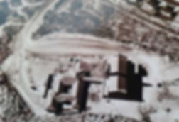 St. Therese in San Diego, 1959, aerial view