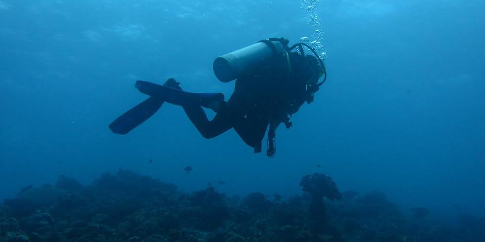 Advanced Open Water SCUBA Training