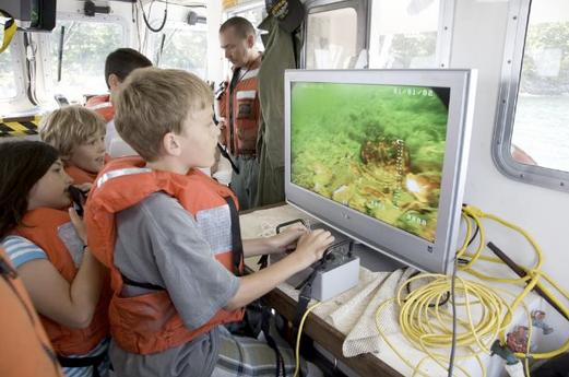 SCUBA, ROV, and Marine Safety Training