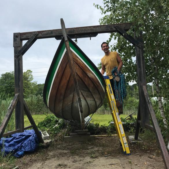 Boatyard Work